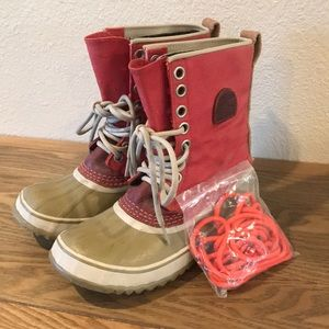 Women's Size 5 Sorel Waterproof boots